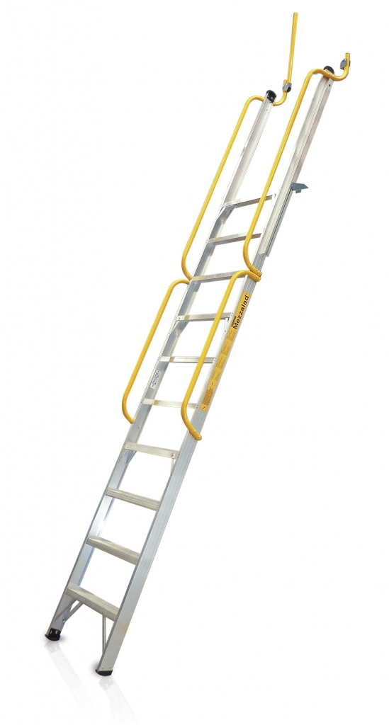 Product selection - StockMaster Mezzalad mezzanine access ladder