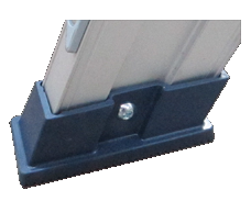 SureFoot features a large full boot foot for a secure footing